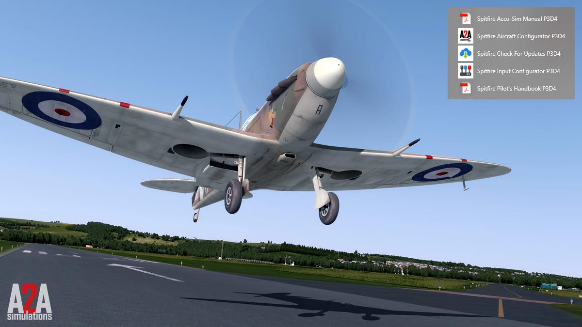 New Accu-Sim Update 19 6 22 0: P3Dv4 Cherokee - The A2A Simulations
