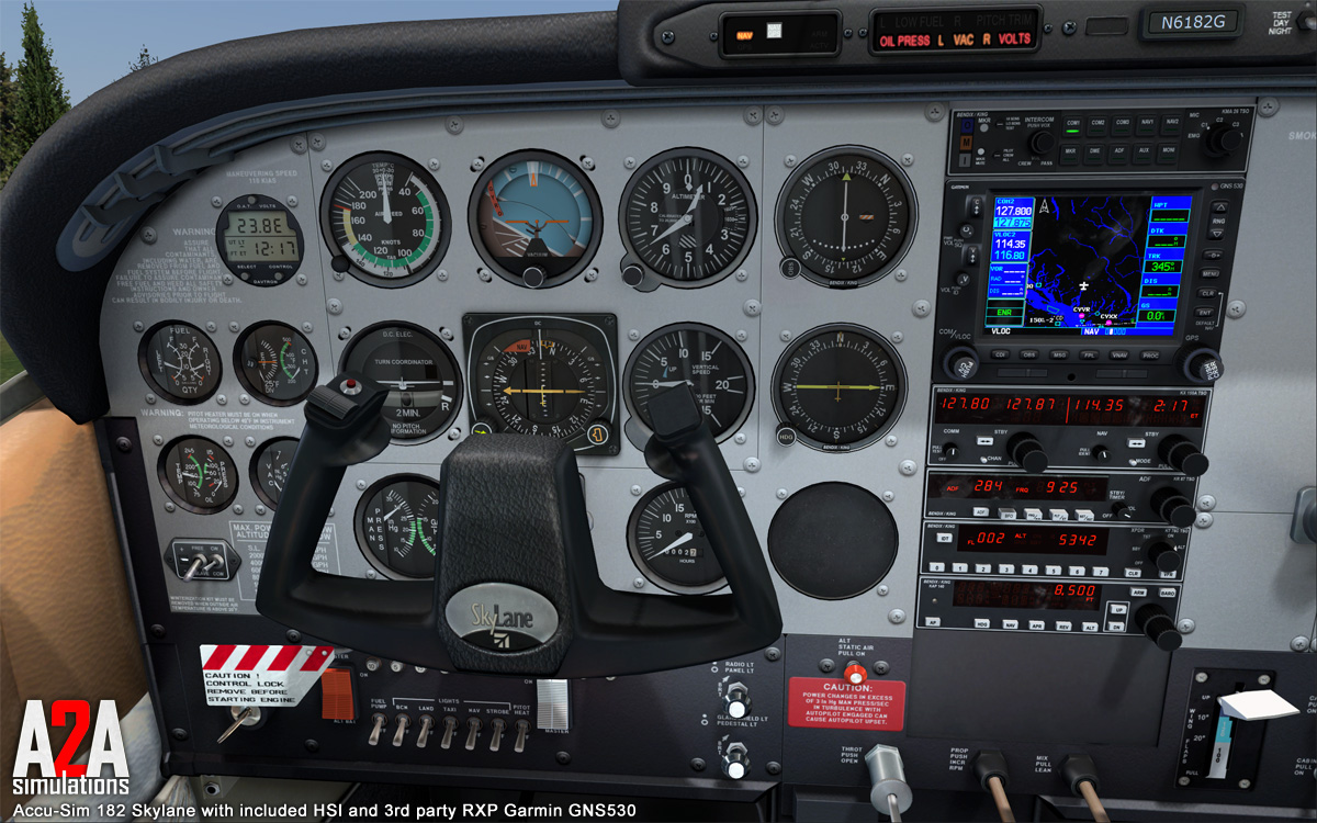 Stock and 3rd Party Avionics Options - The A2A Simulations Community