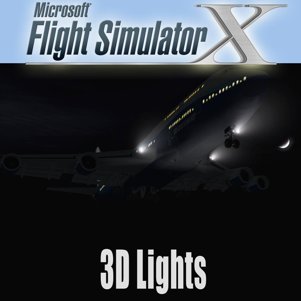 3D Lights Redux (FSX)